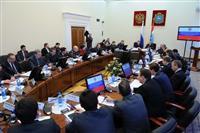 Начался рабочий визит Михаила Бабича в Самарскую область