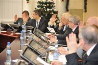 Работа конкурсной комиссии по выборам главы администрации Самары