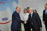 "Николай Меркушкин дал старт новому производству на ""Самаралакто"""