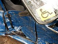 На Ракитовском шоссе водитель-инвалид попал в ДТП