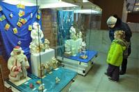 В музее им. Алабина открылась выставка раритетных елочных игрушек