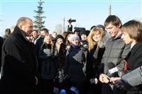 В Татьянин день полпред Михаил Бабич и губернатор Владимир Артяков поздравили самарских студентов