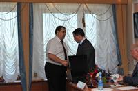 Михаил Бабич представил нового главного федерального инспектора по Самарской области