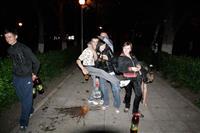 Самарские милиционеры не нашли пьяных подростков в комендантский час