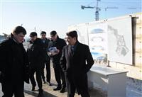Рабочий визит в Самару помощника президента РФ Игоря Левитина