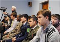 В Сызрани прошел круглый стол, посвященный вертолетному училищу