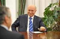 Губернатор ответил на вопросы редакторов четырех самарских телеканалов