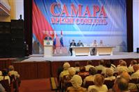 Губернатор Николай Меркушкин провел встречу с представителями ветеранских организаций Самары