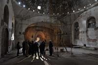 Областная комиссия ознакомилась с ходом реставрации Покровского собора, Иверского монастыря и старообрядческой церкви
