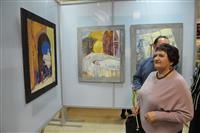 """Союз художников представил выставку Натальи Шепелевой """"Как я по миру катался"""""""