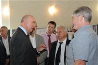 Обсуждении эскизного проекта благоустройства площади Славы в Самаре