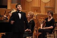 Победители конкурса Кабалевского выступили с симфоническим оркестром