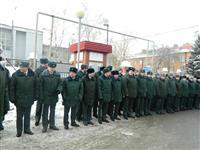 В Самаре в память о генерале регионального УФСКН открыли барельеф