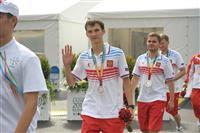 Самарец Андрей Щепетков принес «серебро» сборной России в заключительной серии