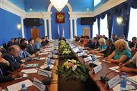 Николай Меркушкин призвал глав муниципалитетов контролировать расходы