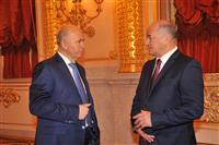 Николай Меркушкин принимает участие в ежегодном послании президента Владимира Путина Федеральному Собранию