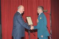 Николай Меркушкин поздравил солдат и офицеров Второй Краснознаменной армии с 70-летием