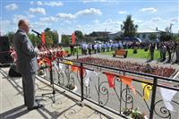 Глава региона принял участие в торжественной церемонии открытия после капитального ремонта здания железнодорожного вокзала станции Безенчук