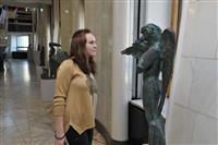 В самарской филармонии открыта выставка скульптора Ивана Мельникова