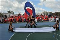 В Самаре на площади им. Куйбышева прошел большой праздник уличного баскетбола Samara Open
