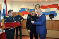 Владимир Пучков посетил центр управления в кризисных ситуациях по Самарской области
