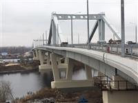 Дмитрий Азаров проинспектировал ход строительства Фрунзенского моста