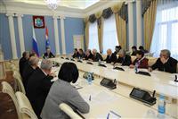 Первое организационное заседание комиссии по проведению конкурса на замещение должности главы администрации Самары