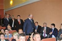 Николай Меркушкин во время рабочего визита в Новокуйбышевск провел встречу с городским активом
