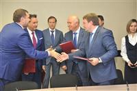 Николай Меркушкин подписал меморандум о развитии технологий и инфраструктуры по использованию газомоторного топлива в Самарской области