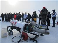 Под Курумочем прошел юбилейный зимний мотослет SnowDogs-2014