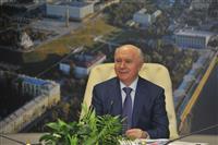 Губернатор провел в Москве очередное заседание наблюдательного совета СГАУ