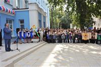 В День знаний школа №81 открылась после ремонта
