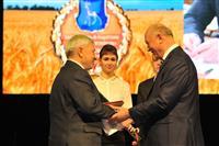 В Самаре состоялось торжественное мероприятие, посвященное Дню работников сельского хозяйства и перерабатывающей промышленности