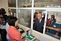 Николай Меркушкин посетил центральную районную больницу Сызрани