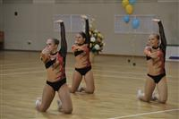 В Самаре прошли соревнования по фитнес-аэробике