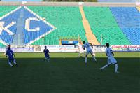 На стадионе «Металлург» стартовал турнир по футболу среди юношеских команд