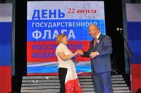 Николай Меркушкин принял участие в торжественном мероприятии, посвященном Дню Государственного флага РФ в Тольятти