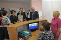 Губернатор Николай Меркушкин посетил школу №69 города Тольятти
