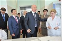 Николай Меркушкин принял участие в торжественном открытии нового центра аналитического контроля (ЦАК) холдинга САНОРС