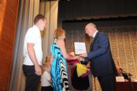 Николай Меркушкин с рабочим визитом посетил Челно-Вершинский район