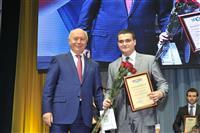 """Торжественная церемония присуждения премий в области развития профессионального образования Самарской области """"Студент года 2014"""""""