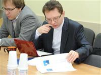 Руководитель ВТБ24 в Самарской области Дмитрий Лысов 29 января провел пресс-конференцию