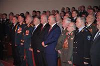 Торжественное собрание, посвященное Дню защитника Отечества 21 февраля 2014 года