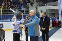 Губернатор вручил хоккейному болельщику из Тольятти ключи от автомобиля