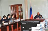 Губернатор провел совещание по развитию СГАУ