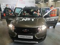 АвтоВАЗ начал серийное производство обновленного Largus