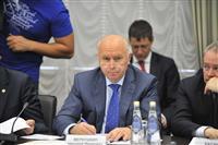 Николай Меркушкин принимает участие в совещании по вопросу развития рынка газомоторного топлива в ПФО