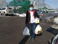 От радости до злобы: история волонтера, помогающего пожилым людям во время пандемии