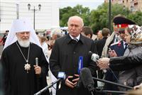 Николай Меркушкин принял участие в праздновании всероссийского Дня славянской письменности и культуры