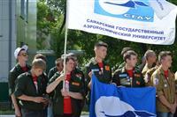 """Студенты СГАУ участвуют в строительстве космодрома """"Восточный"""""""